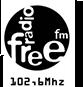 fre FM Logo